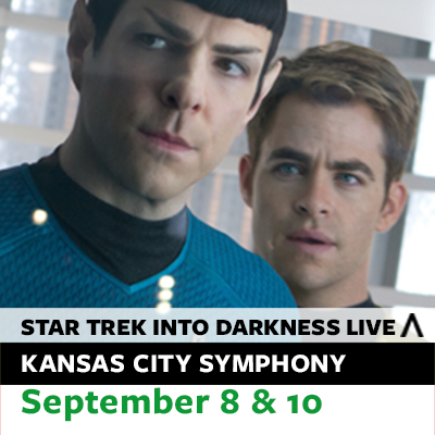 Screenland at the Symphony: Star Trek Into Darkness Live