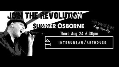 Summer Osborne at The InterUrban ArtHouse