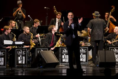 Conservatory Artist Series: UMKC Jazz Night at the Folly
