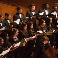 KC CARE Benefit Concert: University Singers, Conse...