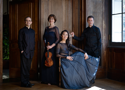 Brentano Quartet with Jonathan Biss, piano