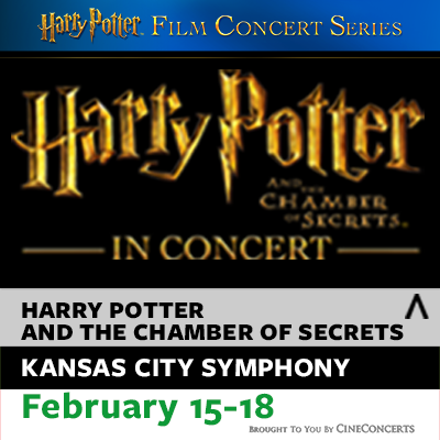From the Wizarding World of J.K. Rowling: Harry Potter and the Chamber of Secrets™ in Concert