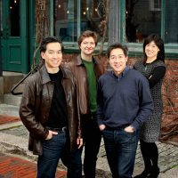 Ying String Quartet with pianist Alon Goldstein and bassist Rachel Calin