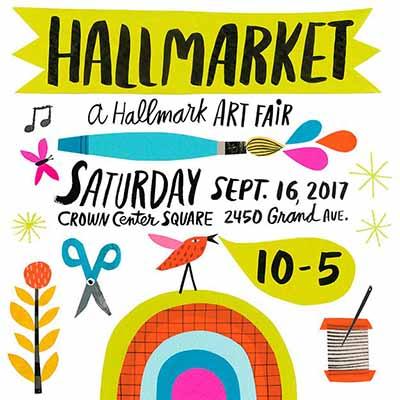Hallmarket 2017: A Hallmark Art Fair