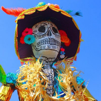 4th Annual Día de los Muertos/Day of the Dead Cel...