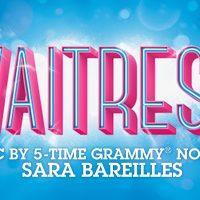 Waitress presented by Kansas City Broadway Series at ,