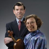 Classics at the Library: The Goldenberg Duo presented by Olathe Public Library at ,