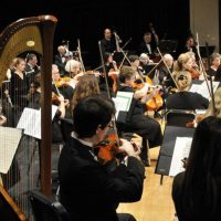 American Vignettes presented by Heritage Philharmonic at ,