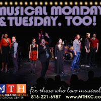 Musical Monday and Tuesday - Show Tunes to Pop Tunes