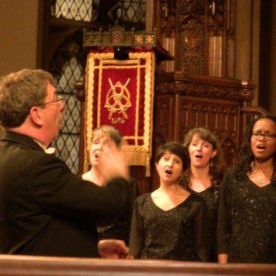 Festival Singers Thanksgiving Concert for Human Ne...