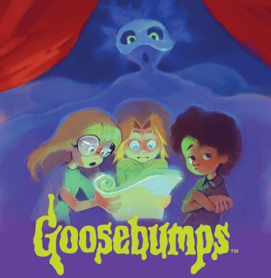 Goosebumps - Phantom of the Auditorium: The Musical