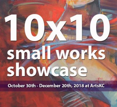10x10 Small Works Showcase