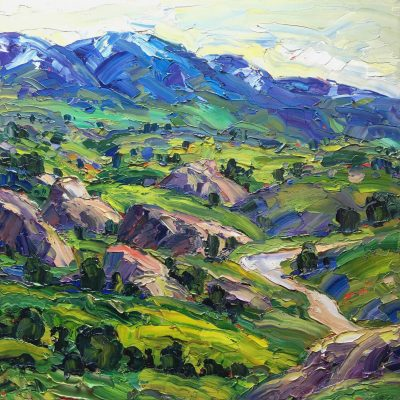 Artist Reception: The City and the Hills
