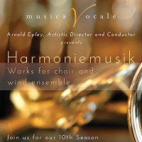 Harmoniemusik - Works for Choir and Wind Ensemble