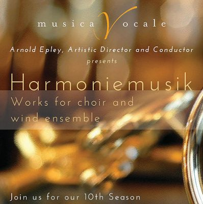 Harmoniemusik - Works for Choir and Wind Ensemble