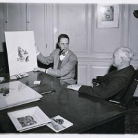 Norman Rockwell's Christmas: Original Art for Hall...