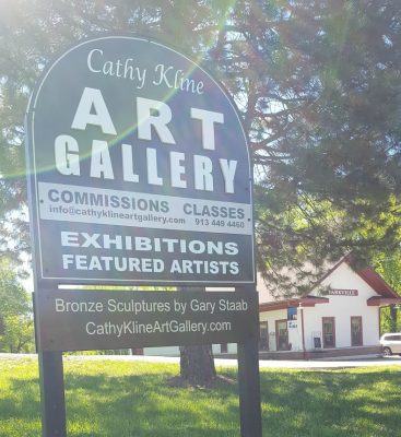 Cathy Kline Art Gallery located in Kansas City MO