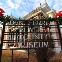Christmas Tours at the Ben Ferrel Museum (an 1882 Mini Mansion)