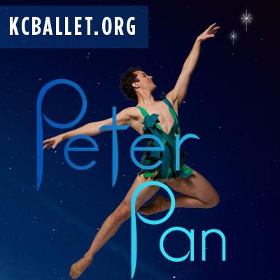 Kansas City Ballet presents Peter Pan