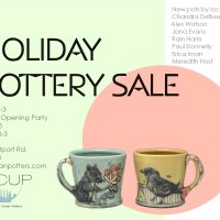 KC Urban Potters Holiday Sale
