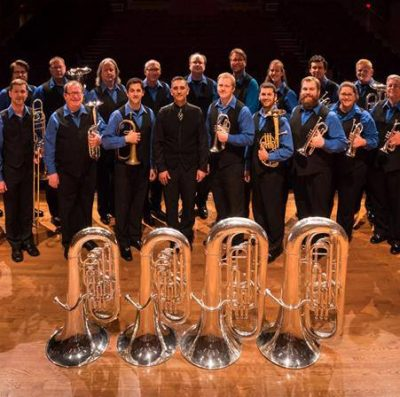 Fountain City Brass Band located in Kansas City MO
