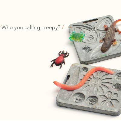 Creepy Crawler Workshop