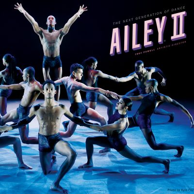 Ailey II presented by Kansas City Friends of Alvin Ailey at The Folly Theater, Kansas City MO