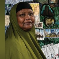 1000 Footsteps Tell the Story: Refugee's Journey through Art & Conversation