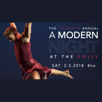 A Modern Night at the Folly