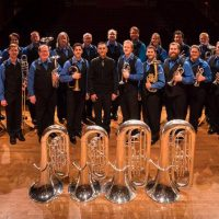 Across the Stars presented by Fountain City Brass Band at ,