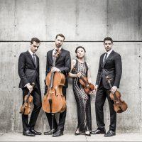 Tesla Quartet Concert