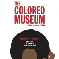 The Colored Museum presented by The Black Repertory Theatre of Kansas City at ,
