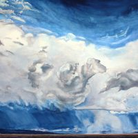 "Artist Reception: ""Tempest"" with John Davis Carroll"