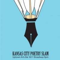 Kansas City Poetry Slam presented by Chameleon Arts at ,