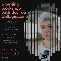 A Writing Workshop & Performance with Desireé Dallagiacomo presented by Chameleon Arts at ,