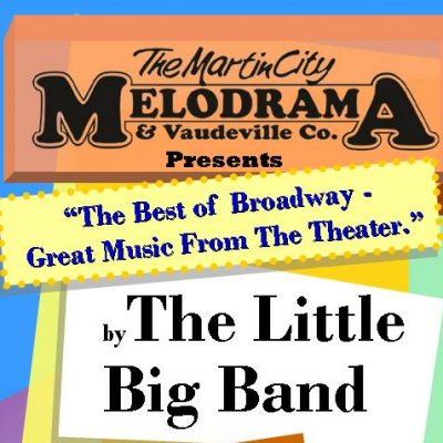 """Little BIG Band Concert - """"The Best of Broadway ..."""