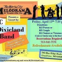 Dixieland Band Concert presented by KC Dixieland Band at ,