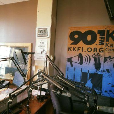 KKFI 90.1 FM Celebration: 30 Years of Community