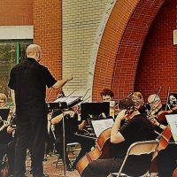 """Milestones"" presented by Olathe Community Orchestra at ,"