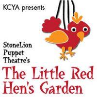 The Little Red Hen's Garden