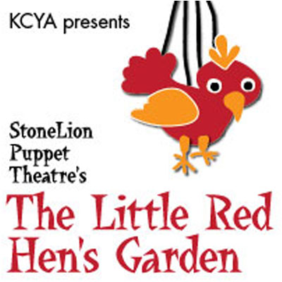 The Little Red Hen's Garden