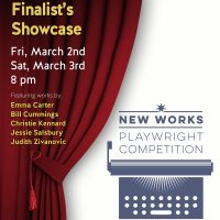 2018 New Works Playwright Competition Finals