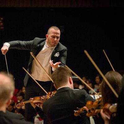 Philadelphia Orchestra with Conductor Yannick Nézet-Séguin