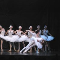 Swan Lake danced by the Russian National Ballet