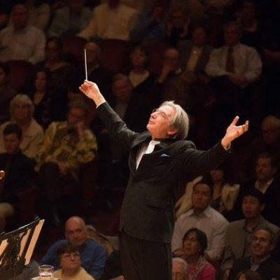 San Francisco Symphony, Michael Tilson Thomas, Conductor