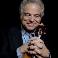 An Evening with Itzhak Perlman, Violinist; Rohan de Silva, Pianist