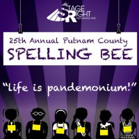 25th Annual Putnam County Spelling Bee presented by Stage Right