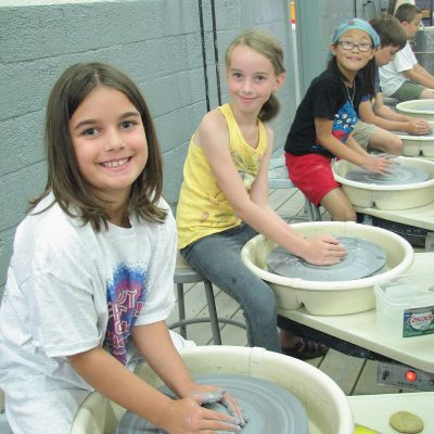 May Kids Pottery Class