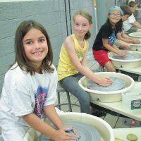December Kids Pottery Class