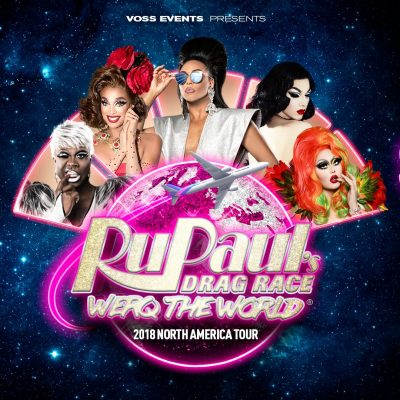RuPaul's Drag Race: Werq the World